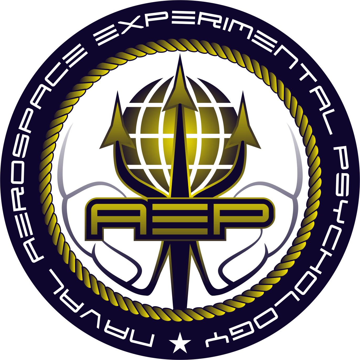 Aerospace Experimental Psychology Mobile Logo